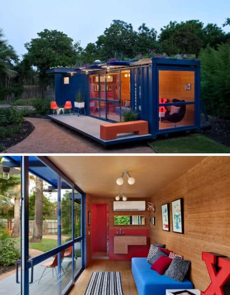 Shipping Container Guest House Ideas Home Staging