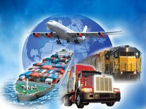 what is a logistics company
