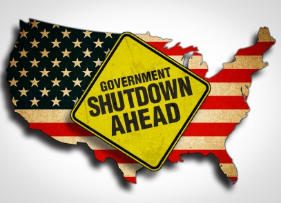 federal government shutdown delays checkwrite