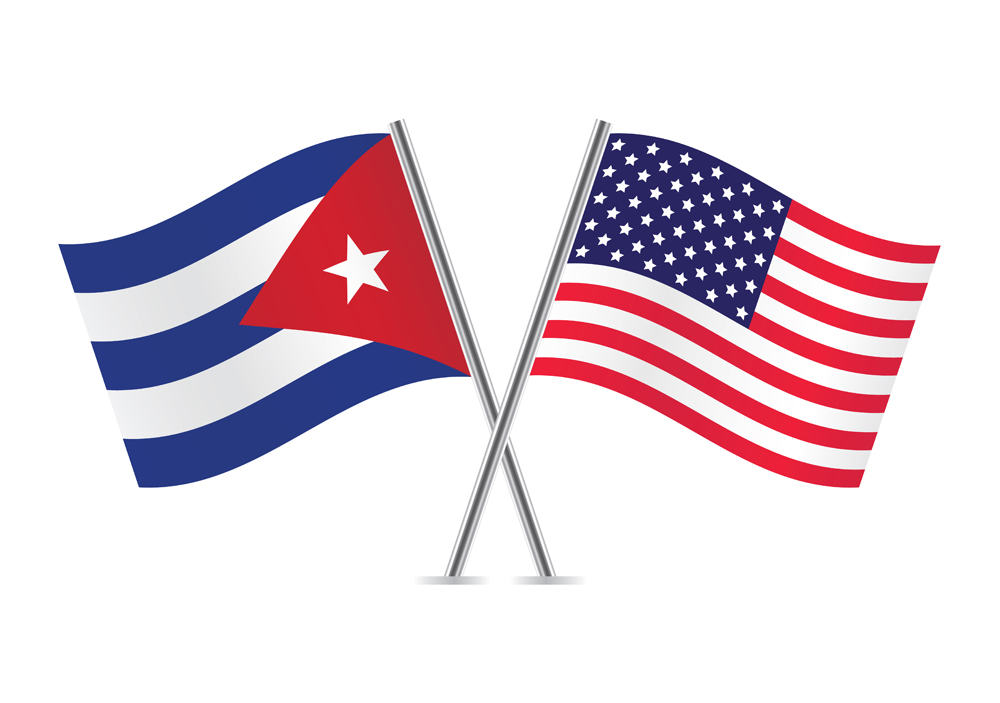 What are changes towards the Cuba sanction? How will it effect us?