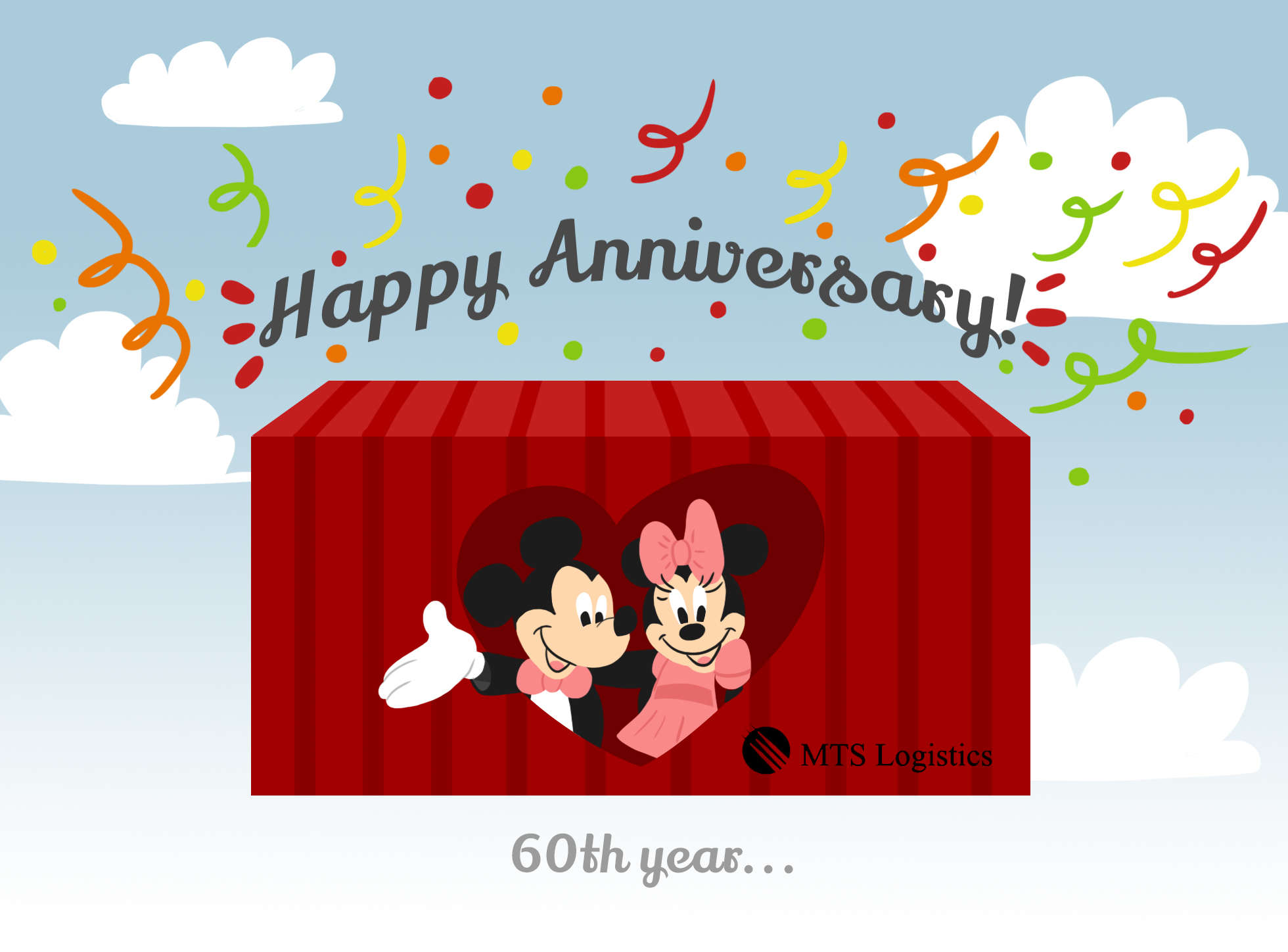 We Ship It! (Happy Anniversary Disneyland!)