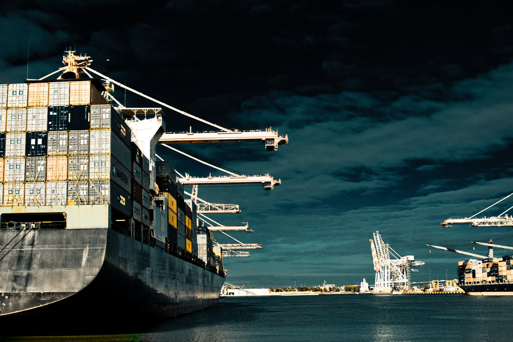The Financial Distress Of The Container Shipping Industry