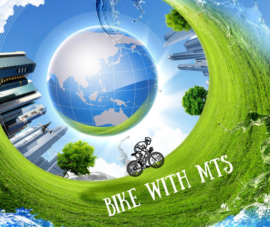 Are you ready to Bike with MTS?