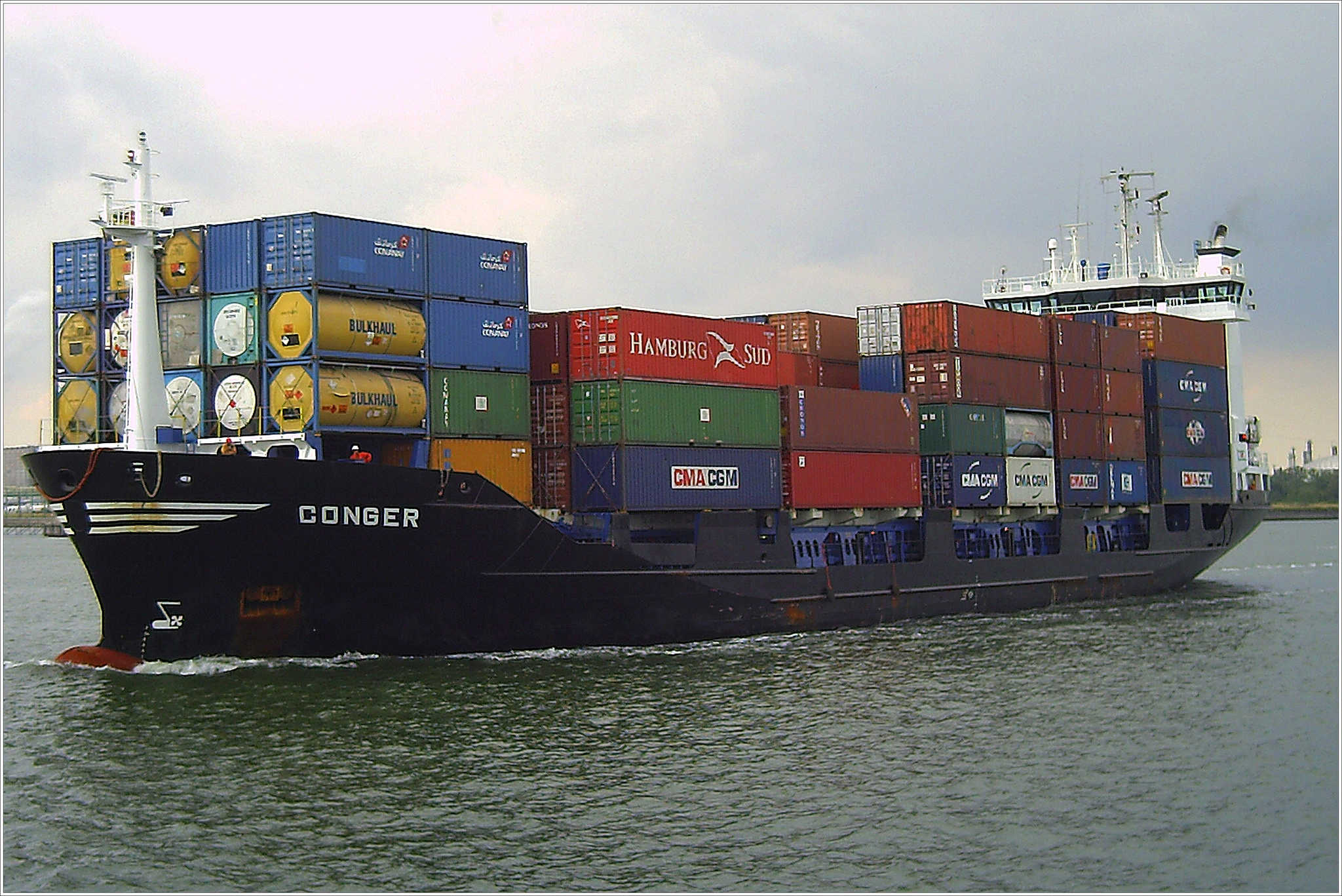 Commercial Side of Container Shipping Industry