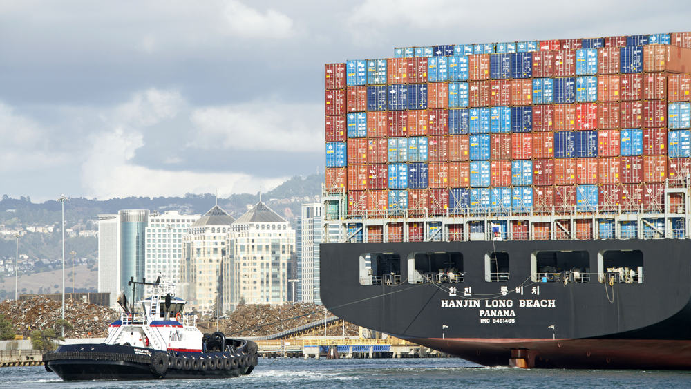 Hanjin's Long Beach Terminal Sale Approved by Judge in U.S. Bankruptcy Court