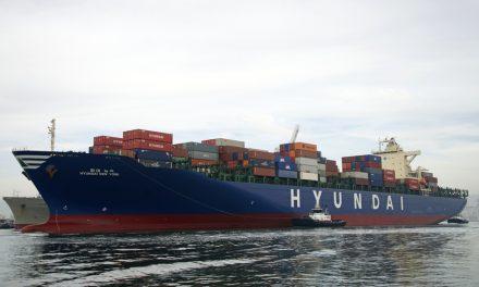 The Spotlight is now on Hyundai Merchant Marine