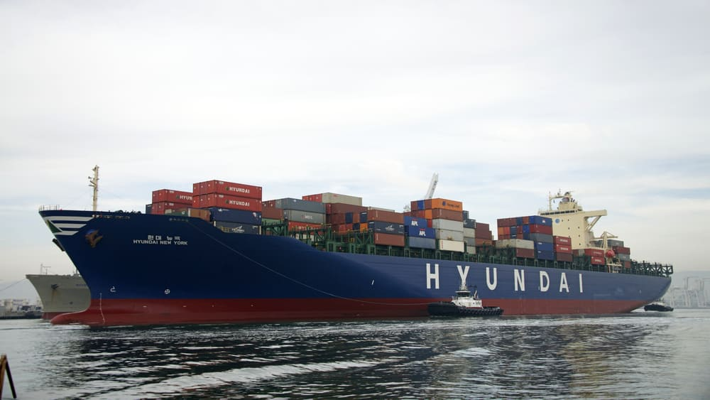 The Spotlight is now on Hyundai Merchant Marine