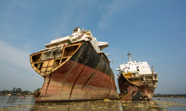 Ship Breaking – Is it the Answer to the Shipping Industry's Overcapacity Problem?