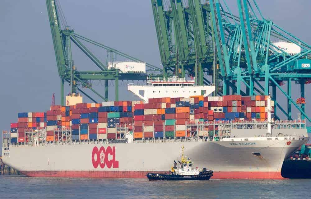 Ocean Alliance Dominates Transpacific Trade