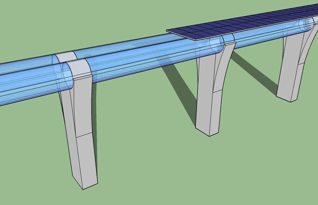 Hyperloop Infrastructure: The Future of Transportation