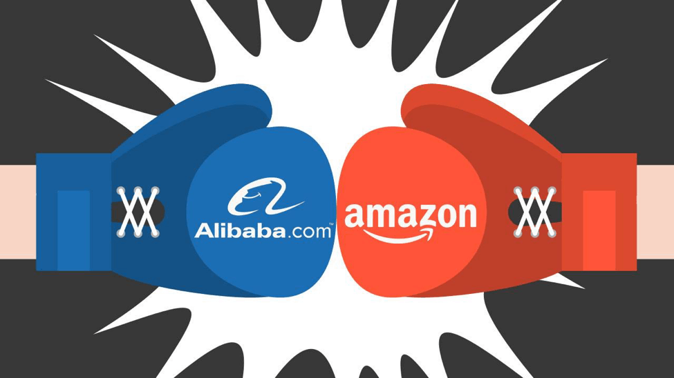 Alibaba Vs Amazon 2017 More Than Shipping The battle of amazon vs alibaba has begun. alibaba vs amazon 2017 more than shipping