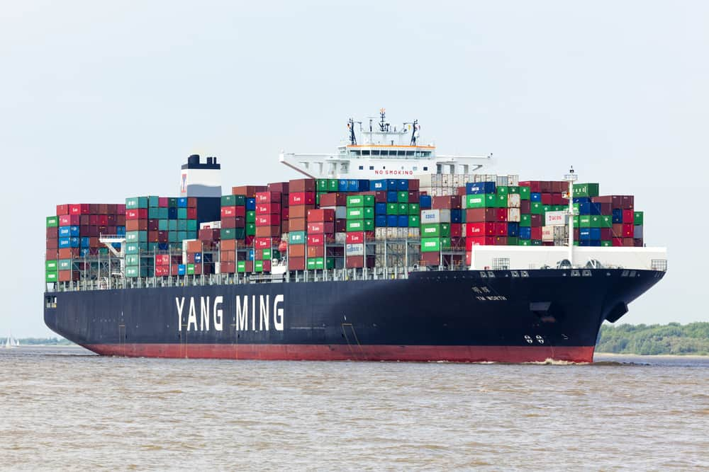 Yang Ming Lines Reports Losses Doubled in 2016