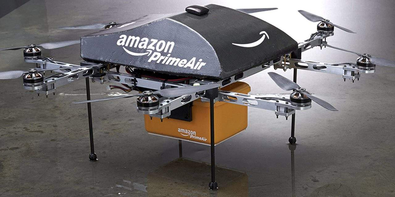 Drone Aircrafts To Become The Next Mode Of Delivery
