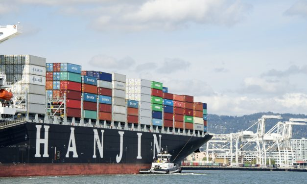 It's Almost Spring, but Eastbound Transpacific Rates Drop Further
