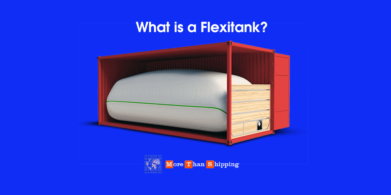 What is a Flexitank?