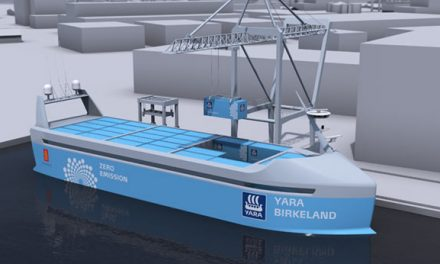 The World's First Zero Emissions Freight Carrier