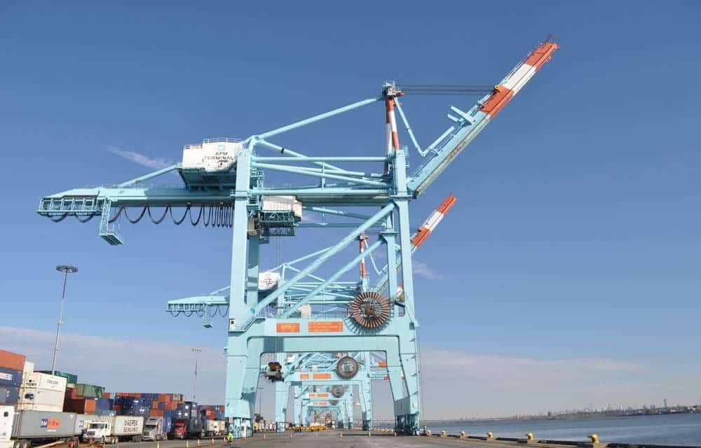 U.S. East and Gulf Coasts See Increase in Asian Imports