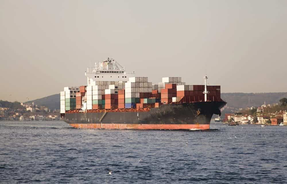 Lloyd's and IMO Numbers for Shipping Vessels