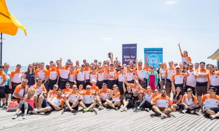 Great Success: MTS Logistics 7th Annual Bike Tour for Autism