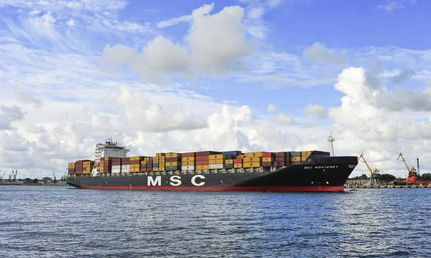 Asia-to-Mediterranean Route Surpassing Predictions