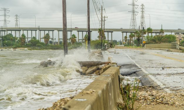 Hurricane Harvey's Impact on the Logistics Industry