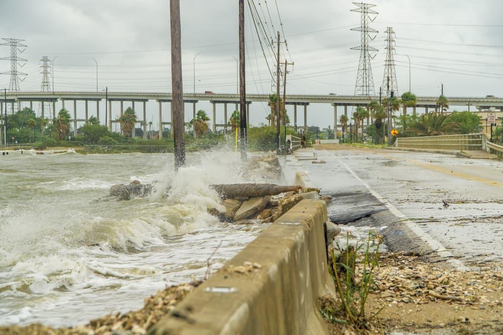 Hurricane Harvey's Impact on the Logistics Industry