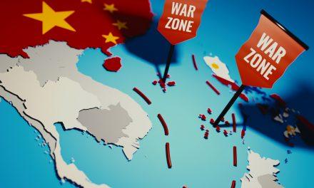 China South Sea Dispute