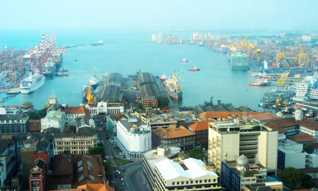 China Secures Port Deal With Sri Lanka