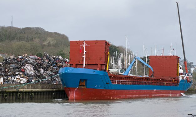 China's Ban on Certain Scrap Commodities and Its Impact on U.S. Exports/Imports