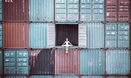 Containers as a Medium of Art