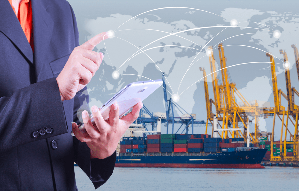 New Technology: Remote Container Management (RCM) Allows Reefer Cargo Monitoring