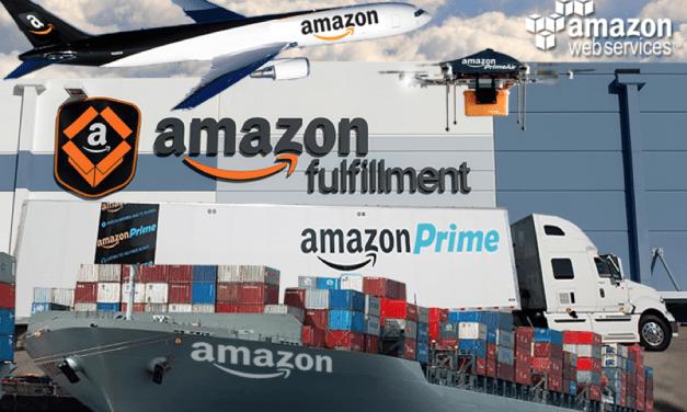 Amazon Takes on UPS and FedEx