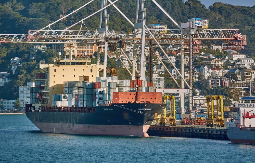 Issues and Challenges Facing the Shipping Industry in 2018