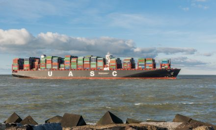 Impact of Mega Boxship Deliveries on Asia-North Europe Trade