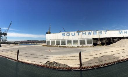 SpaceX Rocket Facility Coming Soon to the Port of Long Beach