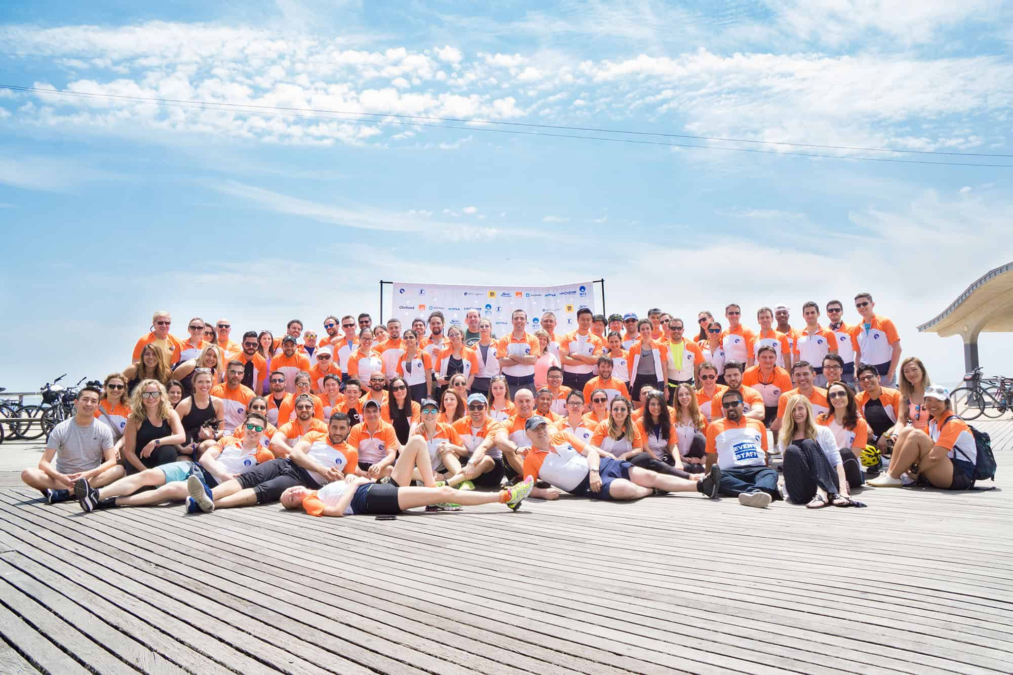 MTS Logistics Held 8th Annual Bike Tour with MTS for Autism, Successfully Raising Over $21,900 for Autism Awareness with Support from Top Multinational Companies