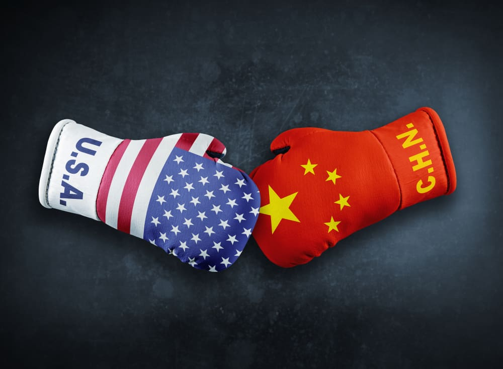 The Effects of Trump's Tariffs on Trade with China