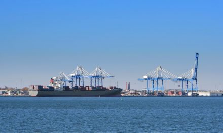 Charleston Begins Work on A New Terminal to Harbor 18,000-TEU Ships