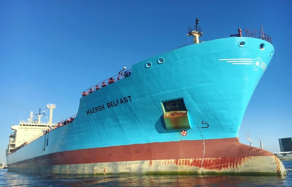 Maersk Tankers Tests Wind Power to Cut Fuel Costs