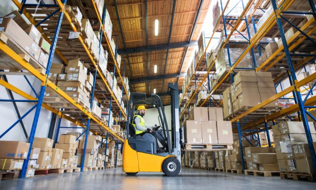 New 360 Camera Technology for Forklifts to Help Prevent Future Accidents
