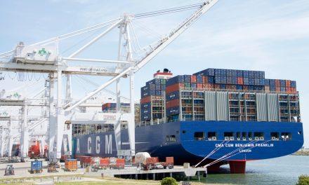 Are Mega Ships Better for Ports?