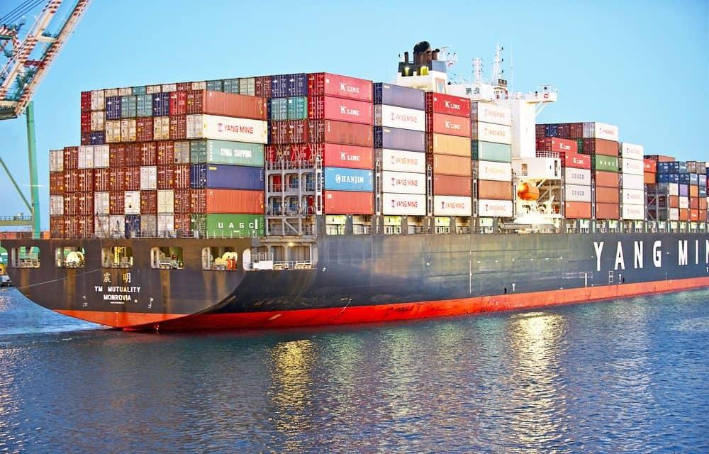 Striking in the Shipping World