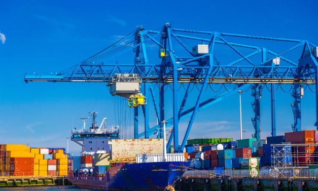 Europe's Busiest Port Sees Major Slowdown Due to COVID-19