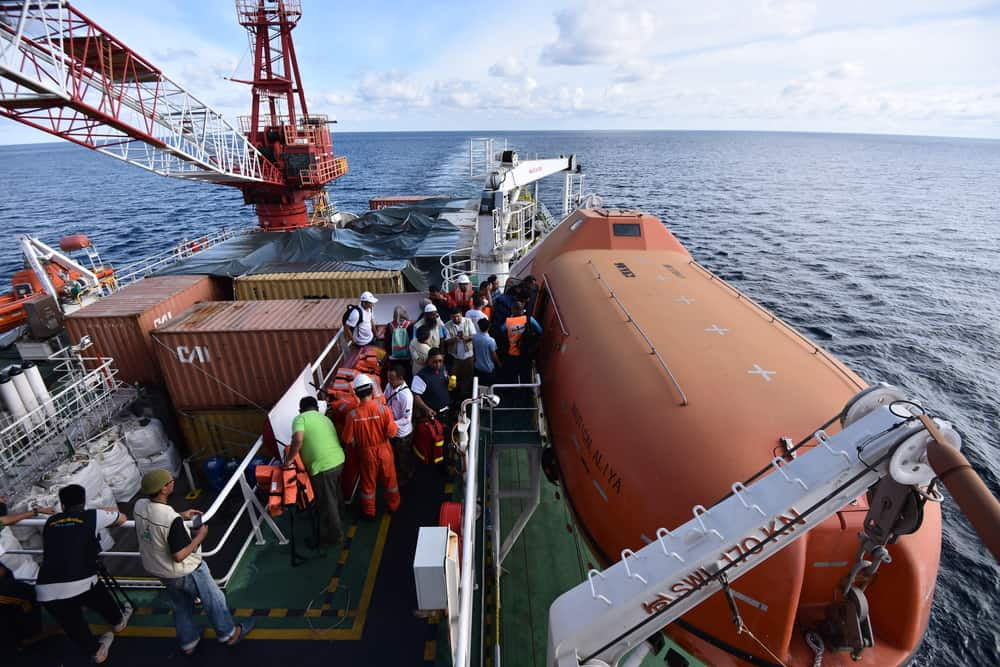 The IMO Responds to a Potential Humanitarian Crisis at Sea