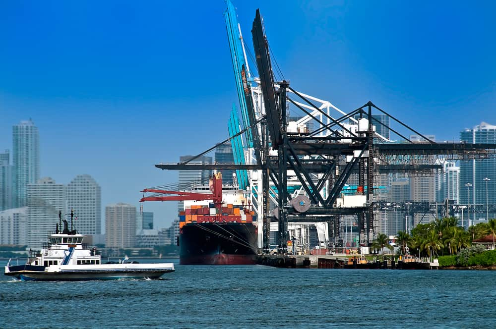 Florida: America's Superstate for Global Trade and Shipping